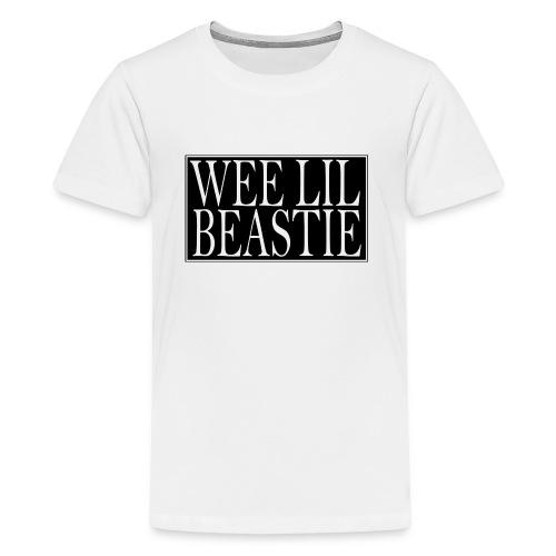 weelilbeastie - Kids' Premium T-Shirt