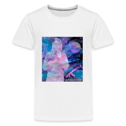 KNOWYOURSELF. T-shirt - Kids' Premium T-Shirt