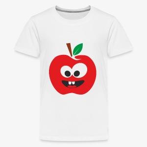 Red apple - Kids' Premium T-Shirt
