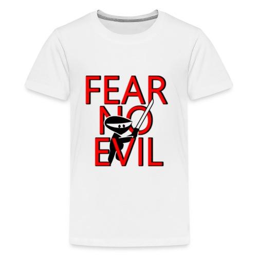 FEAR NO EVIL - Kids' Premium T-Shirt