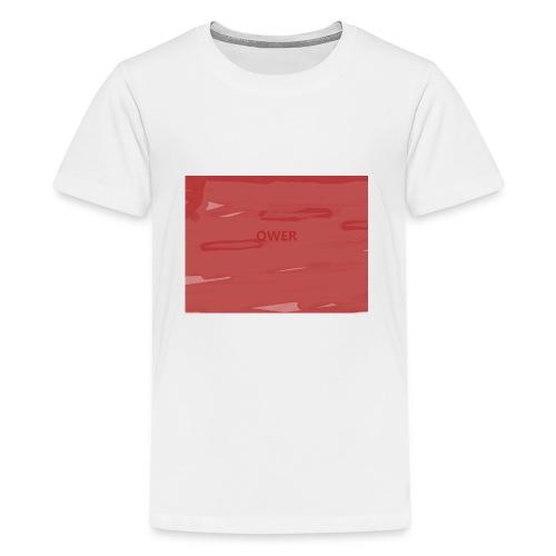 QWER MERCH - Kids' Premium T-Shirt