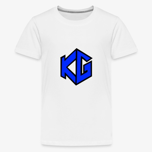 KHAOS BLUE - Kids' Premium T-Shirt