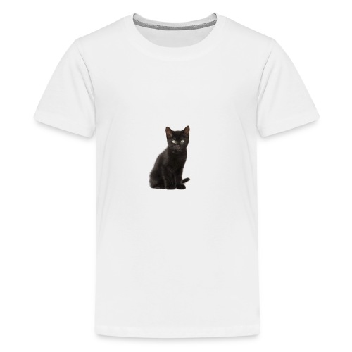 Black Cat - Kids' Premium T-Shirt
