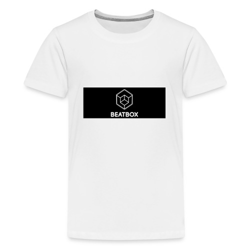 BeatBox logo - Kids' Premium T-Shirt