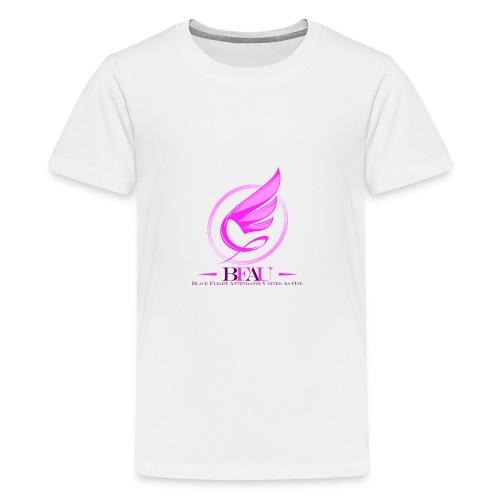 BFAU wing logo - Kids' Premium T-Shirt