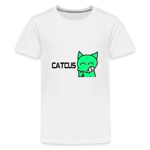 Catcus - Kids' Premium T-Shirt