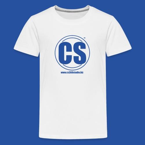 CS360Studio Logo - Kids' Premium T-Shirt