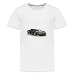 lambo shirts. - Kids' Premium T-Shirt