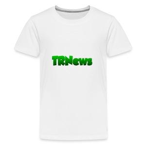 TR News - Kids' Premium T-Shirt