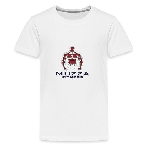 Muzza Fitness - Kids' Premium T-Shirt