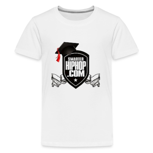 Official Smarterhiphop Merch - Kids' Premium T-Shirt