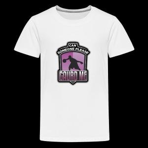 GUARD ME SHIRT LOGO - Kids' Premium T-Shirt