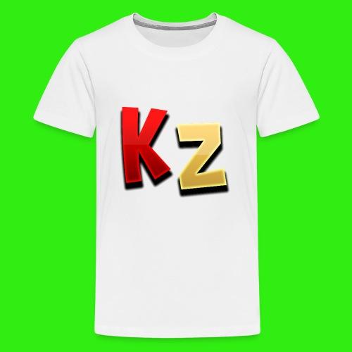 Original KaptainZay - Kids' Premium T-Shirt