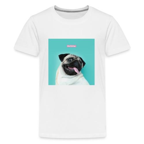 The Pug - Kids' Premium T-Shirt
