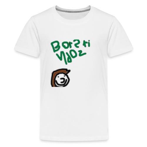 Awfully designed Broski - Kids' Premium T-Shirt