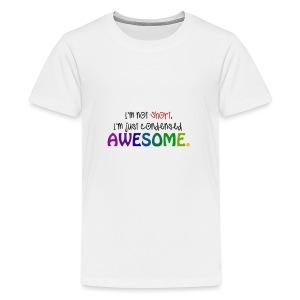 condensed - Kids' Premium T-Shirt