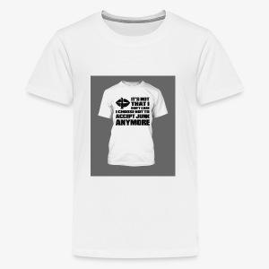 junk - Kids' Premium T-Shirt