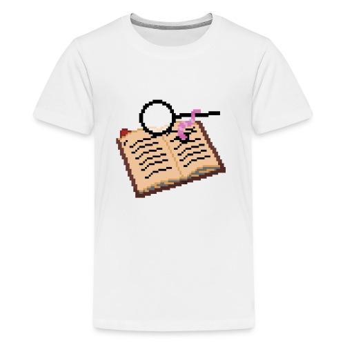 Bookworm - Kids' Premium T-Shirt