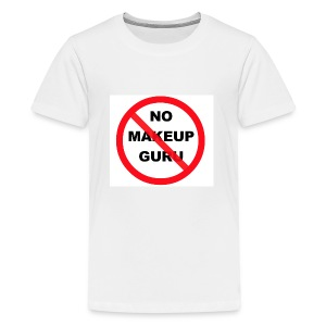 NO MAKEUP GURU - Kids' Premium T-Shirt
