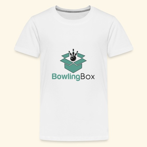 BowlingBox - Kids' Premium T-Shirt