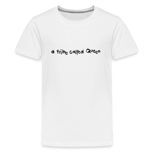 A Tribe Called Queen Logo - Kids' Premium T-Shirt