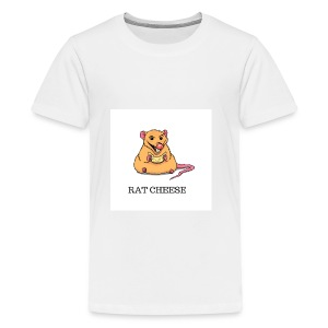 RAT CHEESEEE - Kids' Premium T-Shirt