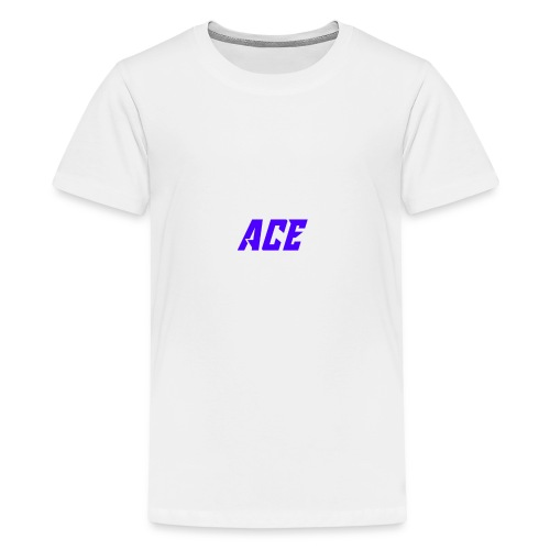 ACE CLAN OFFICIAL APPAREL - Kids' Premium T-Shirt