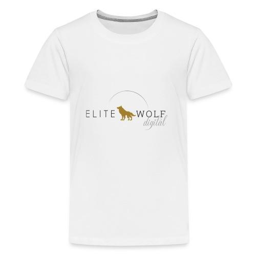 higher res logo - Kids' Premium T-Shirt