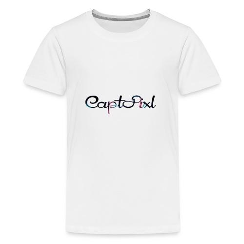 My YouTube Watermark - Kids' Premium T-Shirt