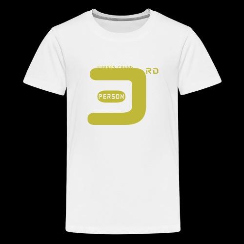 3P white - Kids' Premium T-Shirt