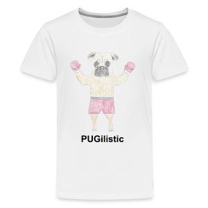 PUGilistic - Kids' Premium T-Shirt