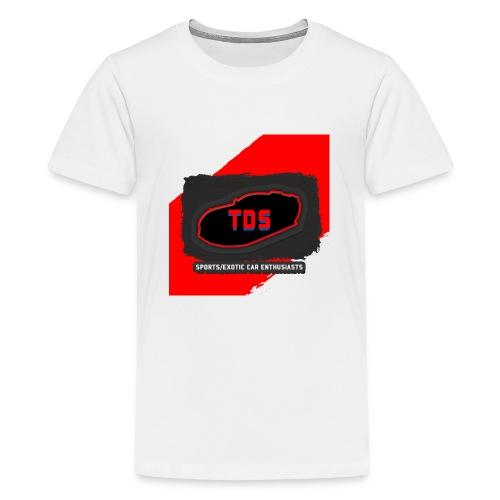 TDS_Shirt - Kids' Premium T-Shirt