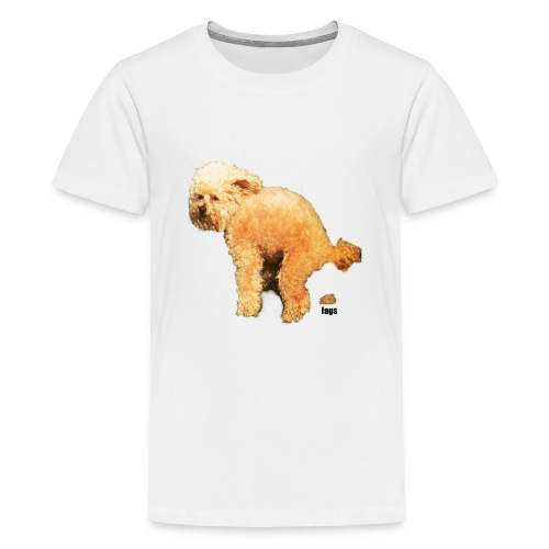 Meme.cell Merch - Kids' Premium T-Shirt