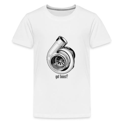 gotboost? - Kids' Premium T-Shirt