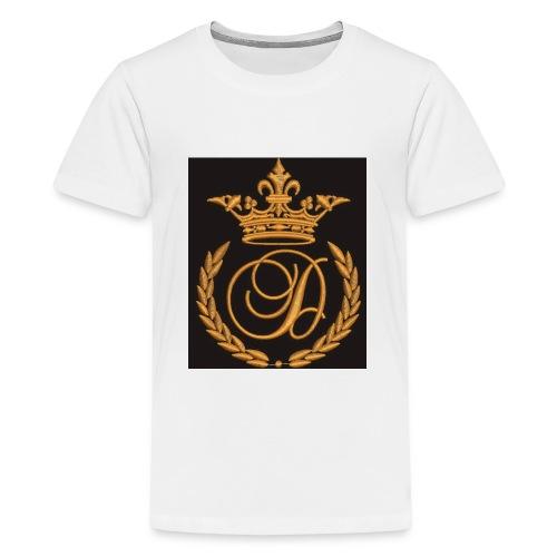 Queen D - Kids' Premium T-Shirt