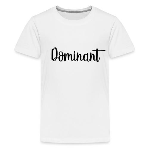 Dominant Casual - Kids' Premium T-Shirt