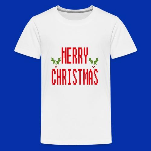 MerryChristmas - Kids' Premium T-Shirt
