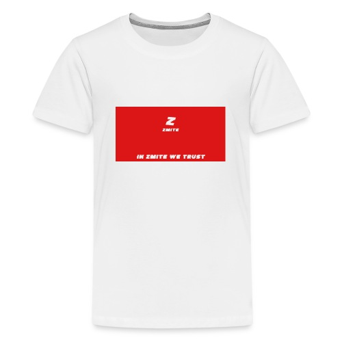 In Zmite We Trust - Kids' Premium T-Shirt