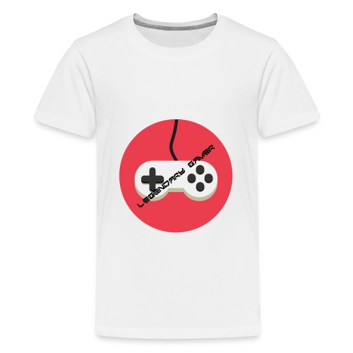 Legendary Gamer - Kids' Premium T-Shirt