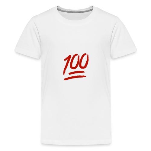 100 flawless - Kids' Premium T-Shirt