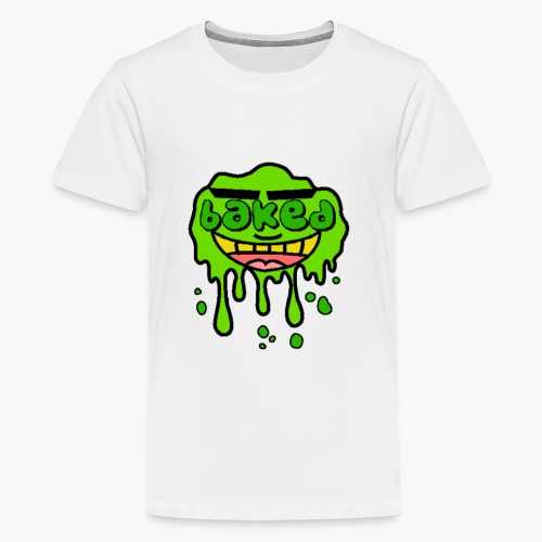 B.A.K.E.D E.N.T ® - Kids' Premium T-Shirt