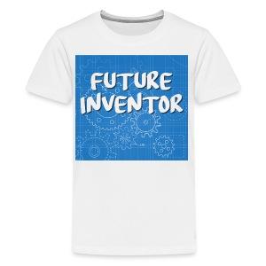 Future Inventor - Kids' Premium T-Shirt