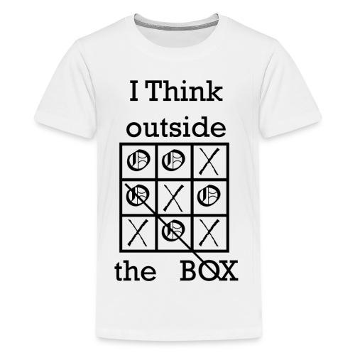 Tic Tac Toe - Kids' Premium T-Shirt