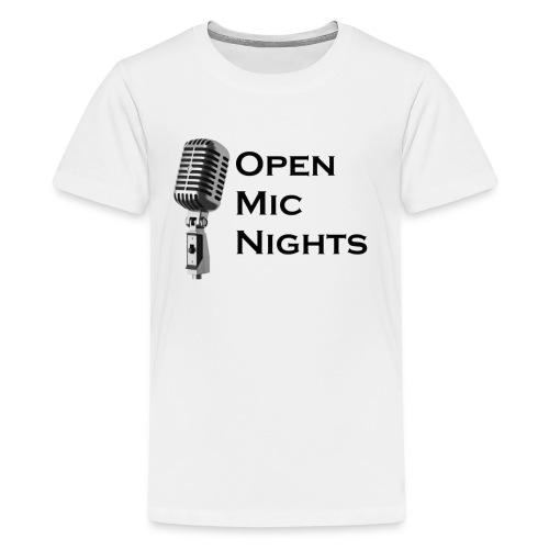 Open Mic Nights - Kids' Premium T-Shirt