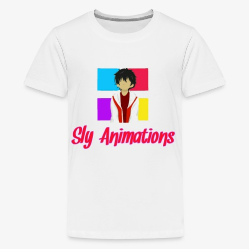 Sly animations - Kids' Premium T-Shirt