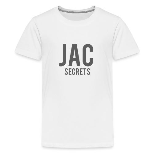 Jac Secret - Kids' Premium T-Shirt
