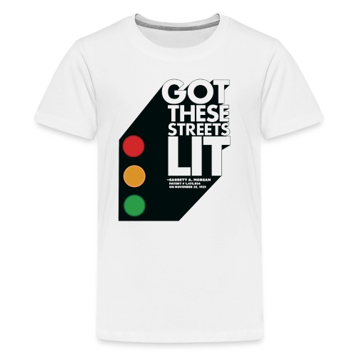 Got These Streets Lit! - Kids' Premium T-Shirt