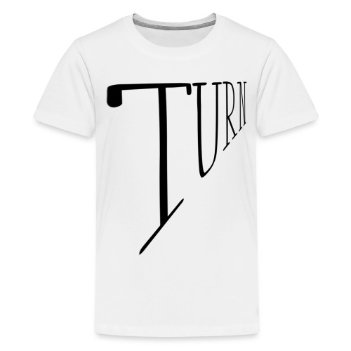 turn clothing co perspective - Kids' Premium T-Shirt