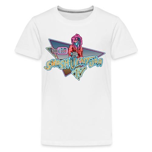Smash Ventura TV gloss 2 - Kids' Premium T-Shirt