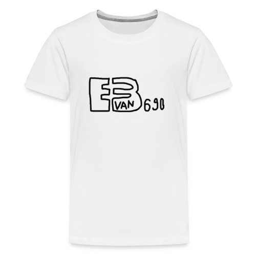 Evan3690 Logo - Kids' Premium T-Shirt